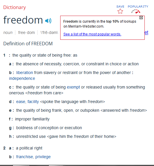 freedomdefinition