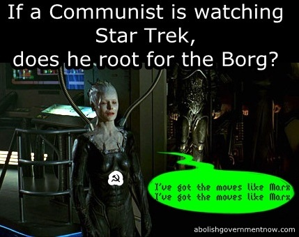 communistwatchingstartrek